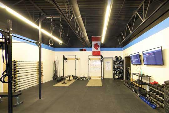 CrossFit Corydon Gym