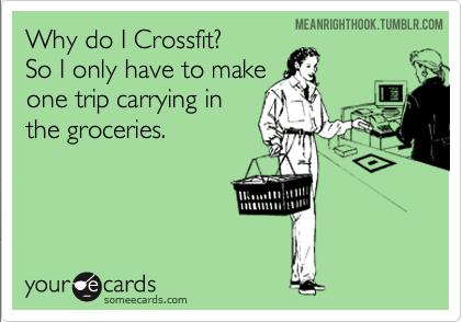 Weekly Preview 08/28/2016 - CrossFit Corydon